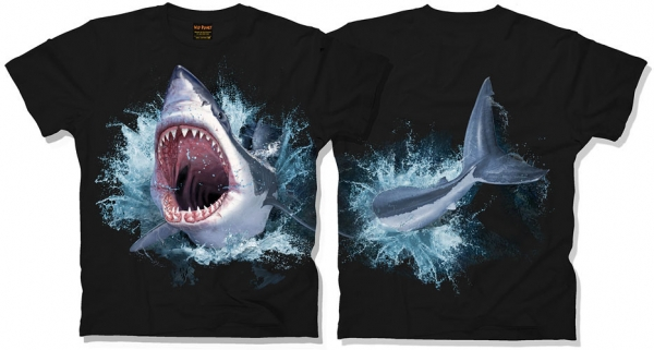 Wild Planet Great White Shark